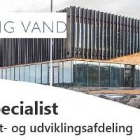 Teknisk specialist til vores projekt- og udviklingsafdeling